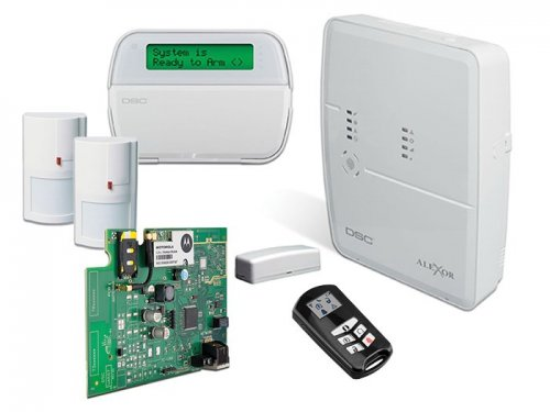 KIT ALEXOR GSM+IP DSC